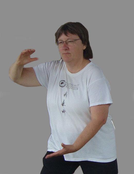 Mireille Chalifoux, mouvement ai chi yang